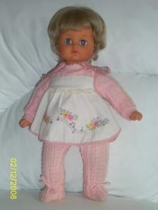 boneca Dindin, da estrela