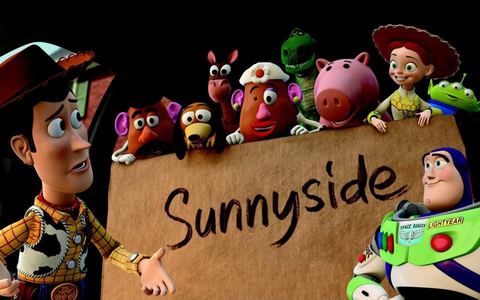Toy Story 3 Sunnyside : A doação de brinquedos ou síndrome toy story mãe perfeita