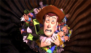 pesadelo do Woody