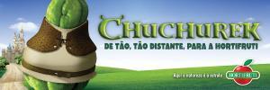 anúncio publicitário chuchurek hortifruti