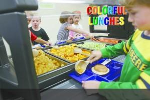 refeitório escolar