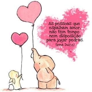 Frases De Amor Irmã Dulce Gapura L
