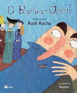 capa do livro Barba Azul, de Ruth Rocha