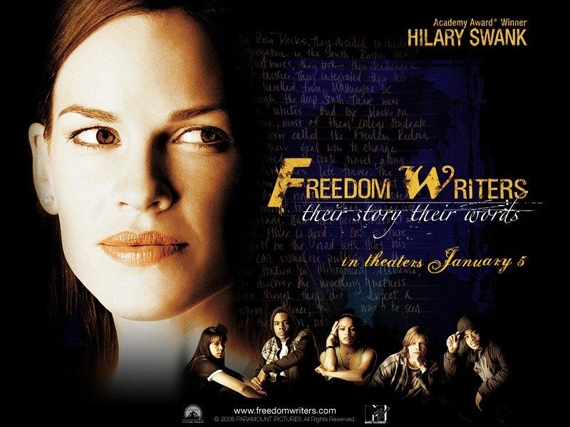 Filme Freedom Writers, os escritores da liberdade